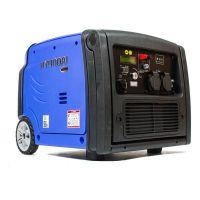 Инверторен портативен генератор Hyundai HY3200SEi, 3.2 kW, 4 тактов, OHV,