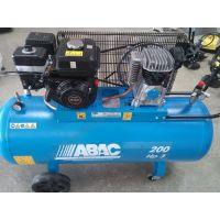 Бензинов компресор ABAC A29B / 200 л, 10 bar, 320 л/мин/