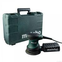 Ексцентършлайф METABO FSX 200 INTEC / 240 W , Ø 125 mm / в куфар