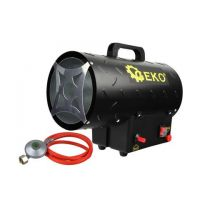 Индустриален газов калорифер с регулатор GEKO G80410 / 15 kW, 320 m³/h, LPG /