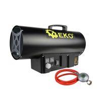 Индустриален газов калорифер с термостат и регулатор  GEKO G80412 / 40 kW, 1000 m³/h, LPG /