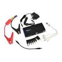 Стартиращо зарядно устройство за акумулатор GEKO G80035, външна батерия  / 22000 mAh, 400A, аксесоари и чанта за съхранение/
