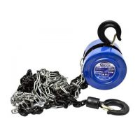 Ръчна верижна лебедка Geko Premium G01095/ 1000 кг, 3 м /