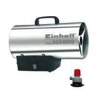 Газов калорифер с редуцир вентил HGG 300 Niro Einhell /30KW/