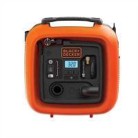 Портативен компресор Black & Decker ASI400  /12 V, 11 bar/