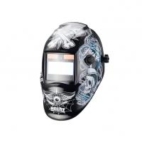 Заваръчен фотосоларен шлем Hecht 900256/ DIN 9 - DIN 13,  UV/IR DIN 16, 94x37mm /