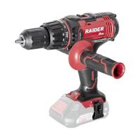 Акумулаторна ударна бормашина RAIDER RDP-SCDI20 от серията R20 System / 20 V, 13 mm, 50 Nm, без батерия и зарядно устройство /