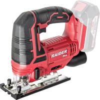 Акумулаторен прободен трион RAIDER RDP-SJS20 от серията R20 System / 20 V, 80 mm, без батерия и зарядно устройство /