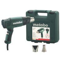 Пистолет за горещ въздух METABO H 16-500 /в куфар, с дюзи, 1600W/
