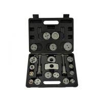 Комплект за сваляне на спирачни цилиндри с ляво и дясно въртене GEKO G02541 /21 части в куфар/
