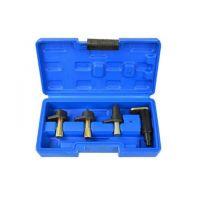 Комплект за зацепване на бензинови двигатели GEKO G02831/ VAG group, 1.2, 6V, 3 цилиндъра, в куфар/