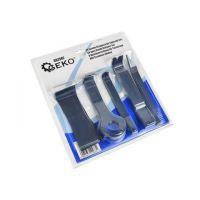 Комплект инструменти за демонтаж на тапицерията на автомобила GEKO G02582 / 5 части /