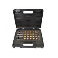 Комплект за ремонт на пробки на картер GEKO G02795 / 64 части в куфар /