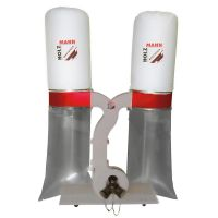 Прахоуловител HOLZMANN ABS3880/ 3300 W, 400 V, 3880 m³/ h, с 3 присъединителни отвора /