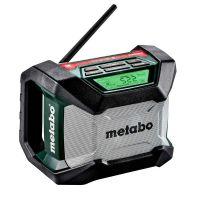 Акумулаторно радио Metabo R 12-18 BT/ 12.0-18.0 V, без батерия и зарядно/
