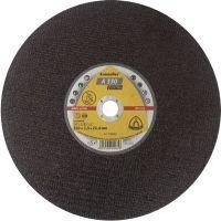 Диск карбофлексов за рязане на стомана Kronenflex®  A 330 Extra/ ø 350mm, 1 брой /