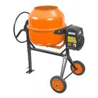 Електрическа бетонобъркачка HECHT 2221 специална редукция / 1050 W , 200 литра /