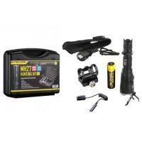 Ловен комплект Nitecore MH27 Hunting Kit / 462 метра /