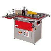 Комбинирана дървообработваща машина циркуляр / настолна фреза Holzmann KF 200 L (400V, 2200W, 70mm, 254mm,)
