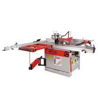 Комбинирана дървообработваща машина циркуляр / настолна фреза Holzmann KF 315 VF 2000 (230V, 3800 / 2800W, 315mm, 100mm,  )