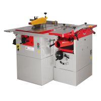 Комбинирана 5 операционна дървообработваща машина Holzmann K5 260 L (400V, 2200 / 1500 / 1500W, извод за аспирация )