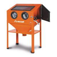 Пясъкоструйка Unicraft SSK 2 / 8.6 bar,  200 - 350 l/min /