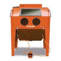 Пясъкоструйка Unicraft SSK 3.1/ 8 bar,  400 - 800 l / min /