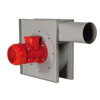 Вентилатор за прах   Holzmann FAN  2900 /400V , 2200W,  2900m³/h, запечатващ /
