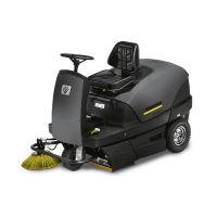 Подопочистваща седлова машина Karcher  KM 100/100 R Lpg  /6,7KW    10.400 m²/h.    двигател Honda/