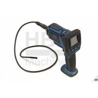 """Акумулаторна инспекционна камера HBM  6669 Endoscope Deluxe  /LCD дисплей 2.7""""    4 светодиода/"""
