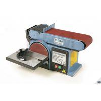 Комбиниран лентов и дисков шлайф HBM 100   01471 /350W,  100 x 915 mm,   150 mm./