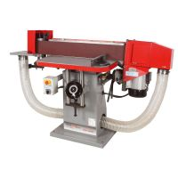 Лентова шлайф машина Holzmann KOS 2600 C /400V,  3000W, 750x300, извод за аспирация/