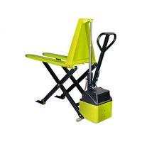 Ножична електрическа палетна количка PRAMAC HX10E L2000 /2000x680 см., 1000 кг./