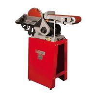 Комбиниран лентов и дисков шлайф  Holzmann BT 1220 /230V,  750W,  228mm, извод за аспирация/