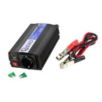 Инверторен преобразувател за напрежение GEKO G17004/ 12V / 230V, 500 / 1000W/