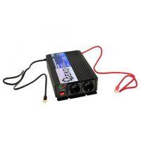 Инверторен преобразувател за напрежение GEKO G17006/ 12V / 230V , 800 / 1600W/