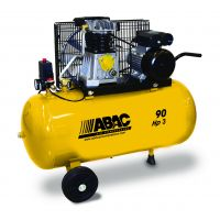 Бутален компресор ABAC B26B /90 CM3 Baseline /2.2 kW, 90 л, 240л/мин., 10 bar/