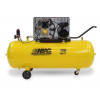 Бутален компресор ABAC А29B/150 CM3 Baseline, 2.2 kW, 150 л, 10 бара