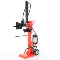 Вертикална дървоцепачка HECHT 6110/ 3000W трифазна, 10 тона/