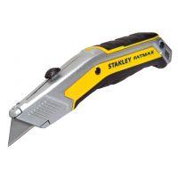 Макетен нож метален Stanley FatMax Exo 190 мм, 5 резевни остриета
