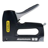 Ръчен такер за скоби и кламери Stanley 6-CT-10X /  10-14 мм тип 7, Dmax-6.0 мм и кламери 8-12 мм тип CT /