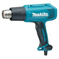 Пистолет за горещ въздух Makita HG5030K / 1600 W, 350/500 °С, 350/500 л/мин, в куфар /