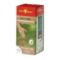 Органични пръчици за възстановяване на оголени тревни петна Wolf Garten R-RS 15 Natura Bio /1.2 кг, 15 м2 /