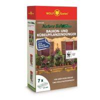 Био-тор за саксийни цветя и растения Wolf Garten N-BК Natura Bio / 0.85 кг, 10 м2 /
