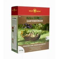 Био-тор универсален Wolf Garten NG 3.4 Natura Bio / 3.4 кг, 50 м2 /