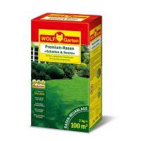 Тревна смеска универсална - слънце / сянка  Wolf Garten LР-100 Supra / 2 кг /