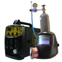 Телоподаващ апарат комбиниран с комплект за заваряване TIG TAG MIG/ ММА 250XSP / 250А/