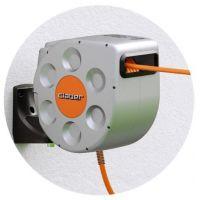 Автоматична стенна макара с маркуч Claber Rotoroll Evolution 20 / 20 м/