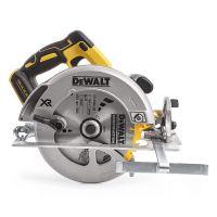 Акумулаторен ръчен циркуляр DeWALT DCS570NT ф 184 мм, 18.0 V, 5500 об./мин.