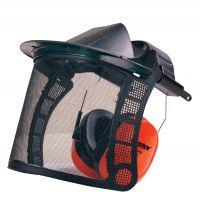 Предпазен шлем с антифони HECHT 900105